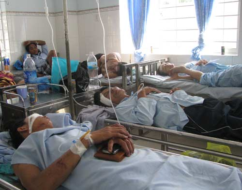 Lời kể nạn nhân vụ tai nạn 11 người chết - 1