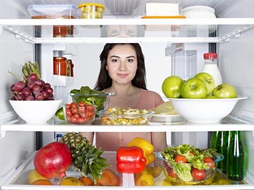 Bí quyết bảo quản thức ăn trong tủ lạnh - 1