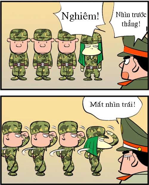 Tây Du Ký hài: Tác dụng của học quân sự - 1