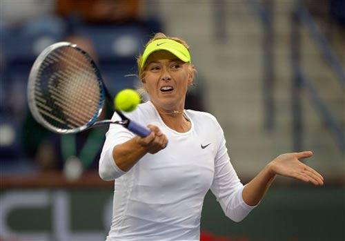 Sharapova khởi đầu nan tại Indian Wells - 1