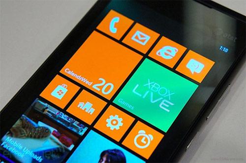 Microsoft ngừng cập nhật Windows Phone 7.8 - 1