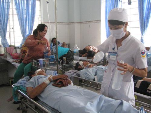 Khánh Hòa: Cầu siêu cho 12 hành khách tử nạn - 1