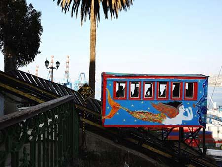 Valparaíso - Thành phố của sắc màu và nghệ thuật - 1