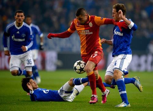 Schalke - Galatasaray: Giành vé xứng đáng - 1