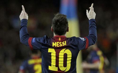 """Barca vùi dập Milan: """"Quái vật"""" trỗi dậy - 1"""