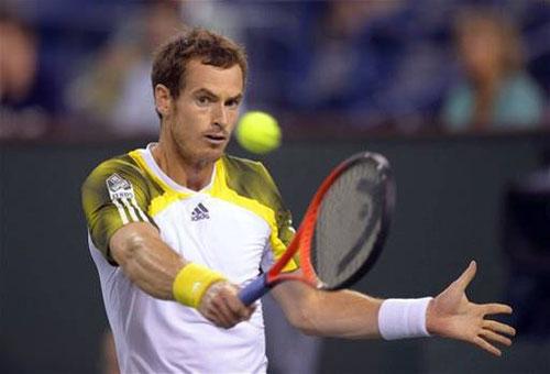 Murray - Lu: Trở lại chính mình (V3 Indian Wells) - 1