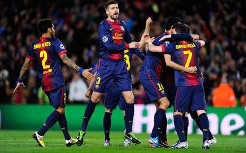 NHM: Barca trở lại, lợi hại như xưa - 1