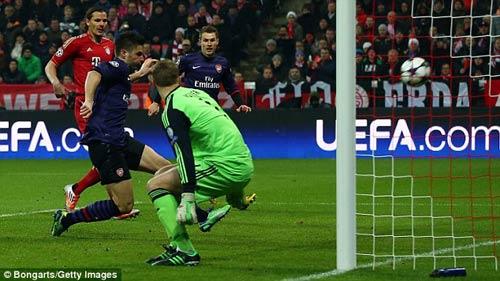 Bayern – Arsenal: Nỗ lực tột cùng - 1