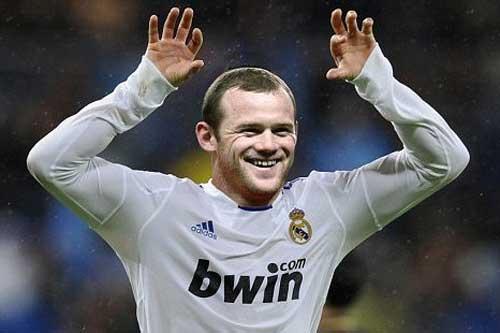 """""""Rooney không đủ trình đá cho Real, Barca"""" - 1"""