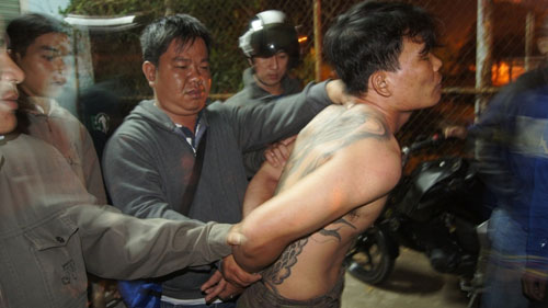 """""""Hiệp sĩ"""" Bình Dương bắt hơn 1.000 tội phạm - 1"""