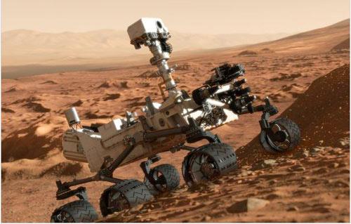 Nga, châu Âu sẽ thăm dò sao hỏa kỹ hơn NASA - 1