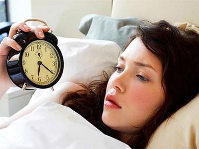 Thiếu ngủ: Dấu hiệu của bệnh nặng - 1