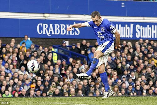 Everton - Man City: Goodison Park mở hội - 1
