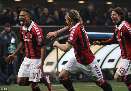 Milan – Palermo: Đứng dậy từ nỗi đau - 1