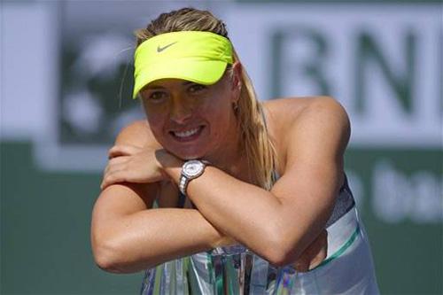 Sharapova - Wozniacki: Áp đảo toàn diện (CK Indian Wells) - 1