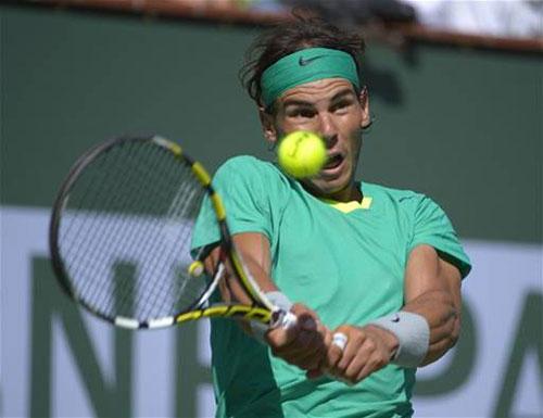 Nadal - Del Potro: Thời khắc lịch sử (CK Indian Wells) - 1