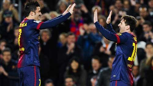 Messi lập cú đúp: Giới hạn ở nơi đâu? - 1