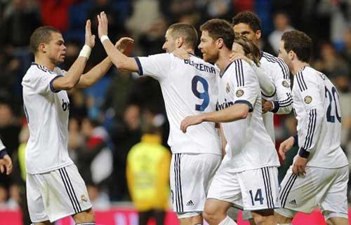 Liga sau vòng 28: Real, Barca cùng vui - 1