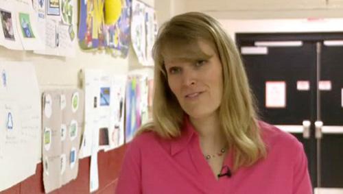Mỹ: Cô giáo hiến thận cho học trò - 1