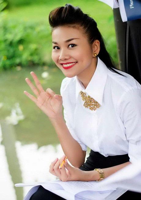 """""""Tôi từng nghĩ Hà Tăng là """"người yêu"""""""" - 1"""