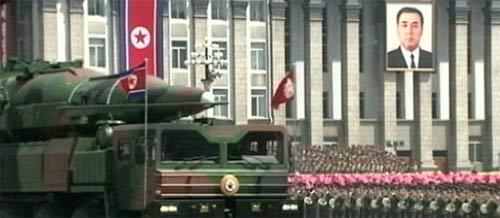 Mỹ lo Triều Tiên bán hạt nhân cho khủng bố - 1
