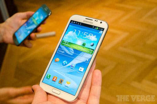 Galaxy Note 3 màn hình 5,9 inch sắp ra mắt - 1