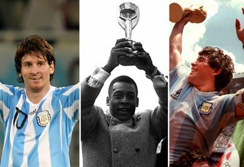 Không cần cúp vàng, Messi cũng đã vĩ đại - 1