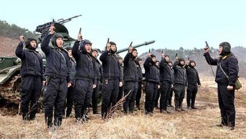 Triều Tiên dọa tấn công căn cứ Mỹ tại Nhật - 1