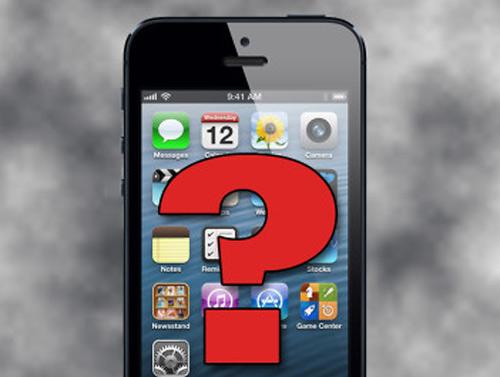 iPhone 5S sẽ là bản sao iPhone 5? - 1