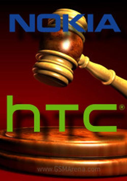Nokia thắng kiện HTC tại Đức - 1
