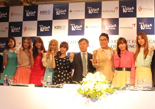 T-ara hứa hẹn sẽ quay lại Việt Nam - 1