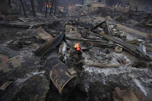 Myanmar: Xung đột dữ dội, 20 người chết - 1