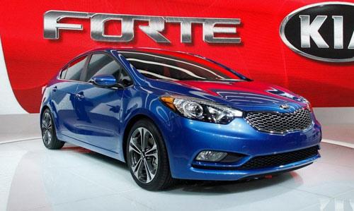 Kia Forte 2014 có giá 15.900 USD - 1