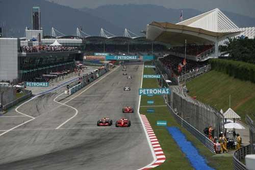 F1 - Malaysia GP: Trời sẽ lại có mưa? - 1