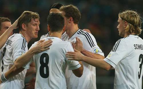 Kazakhstan – Đức: Sống nhờ tiền vệ - 1
