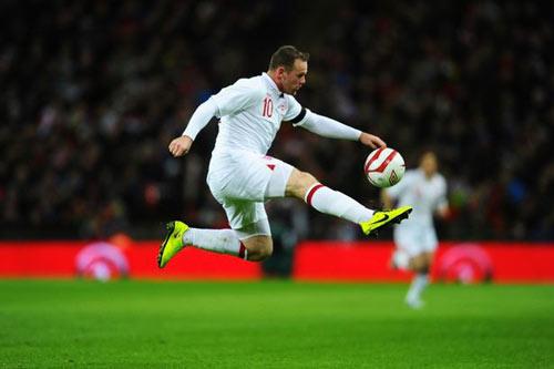 Rooney: Nhạc trưởng đích thực - 1