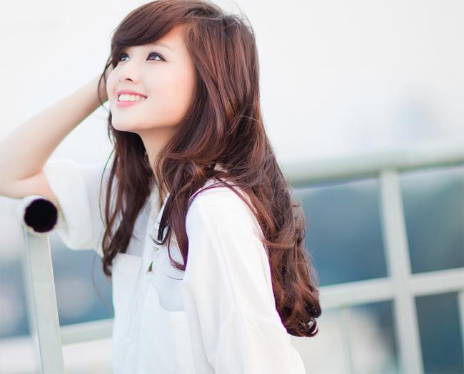 Tâm Tít là cô gái sinh ra và lớn lên ở Hà Nội