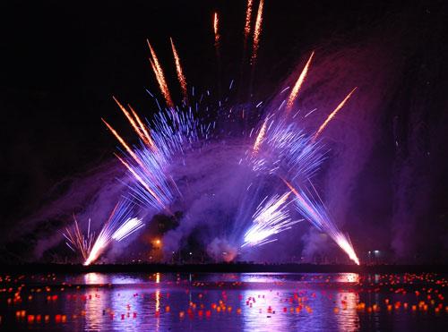 Đà Nẵng tổ chức lễ hội pháo hoa quốc tế - 1