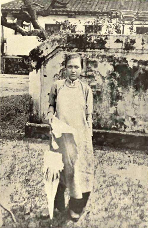 Áo dài Việt xưa và nay - 1
