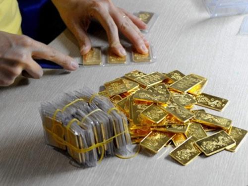Đấu thầu vàng và tâm lý thị trường - 1