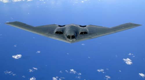 Mỹ cho máy bay tập ném bom Triều Tiên - 1