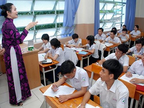 Tăng tiết 6 môn thi tốt nghiệp THPT - 1