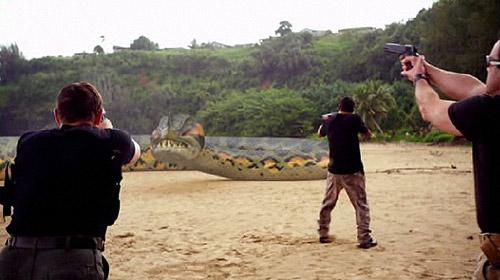 Trailer phim: Piranhaconda - 1