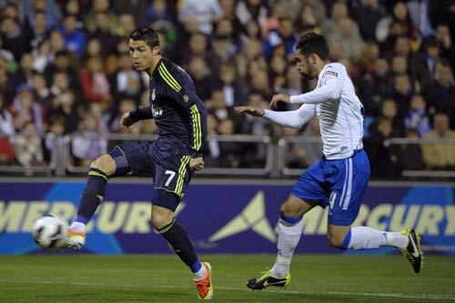 Zaragoza – Real: Báo động chân sút - 1