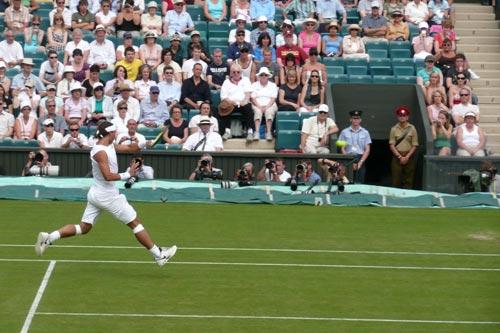Nadal: Cơn mưa tra tấn tinh thần (Kỳ 58) - 1
