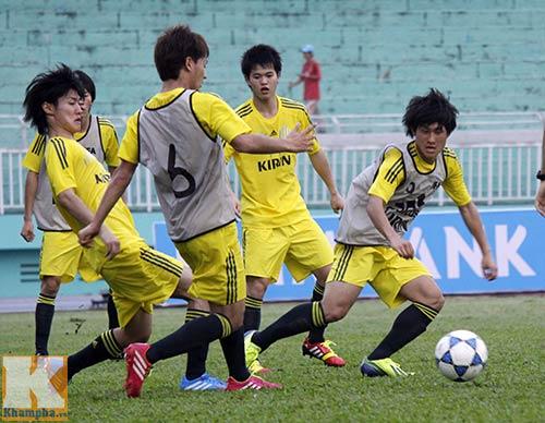"""HLV U19 Nhật Bản đưa U19 VN """"lên mây"""" - 1"""