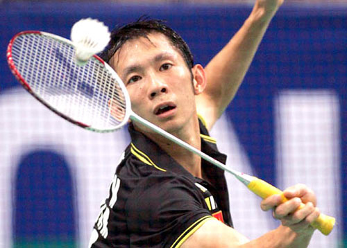 Tiến Minh tránh cú ngã đau ở giải Hàn Quốc - 1