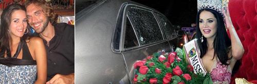 5 tình nghi bị bắt giữ trong vụ giết Hoa hậu - 1