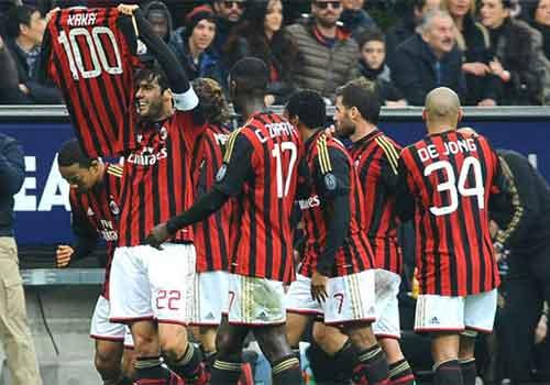 Serie A trước V19:  Sự hồi sinh của Milan - 1