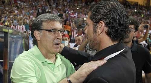 """""""Chung kết"""" Atletico–Barca: Luận anh hùng - 1"""